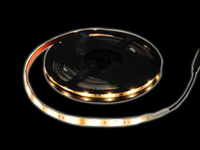 フレキシブルテープ 3000K 電球色(ハロゲン)2400mm(2芯)