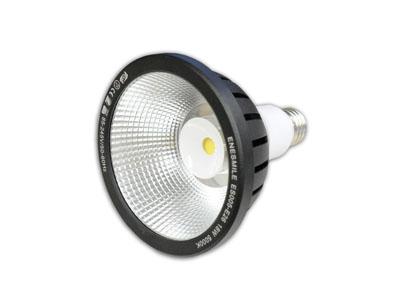 LEDハイパワースポットライト18W (口金E26)6000K(白昼色)