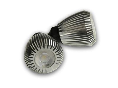 LEDスポットライト8W (口金E11)6000K(白昼色)